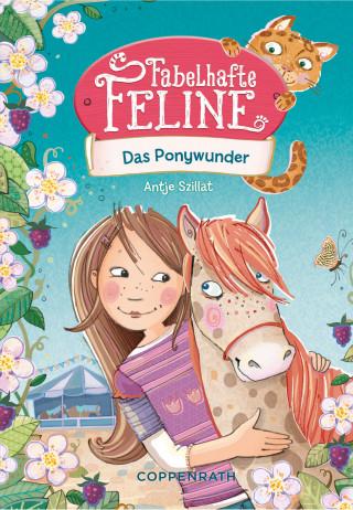 Antje Szillat: Fabelhafte Feline (Bd. 2)
