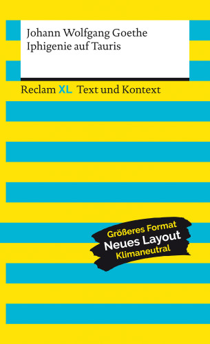 Johann Wolfgang Goethe: Iphigenie auf Tauris
