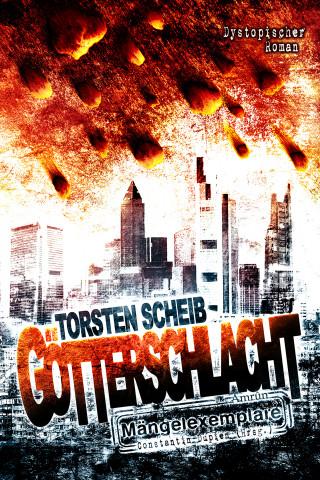 Torsten Scheib: Götterschlacht