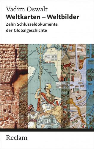 Vadim Oswalt: Weltkarten - Weltbilder