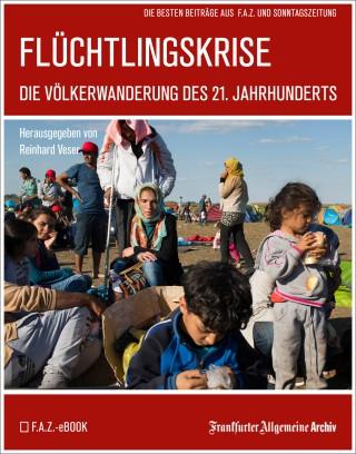 Frankfurter Allgemeine Archiv: Flüchtlingskrise