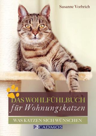 Susanne Vorbich: Das Wohlfühlbuch für Wohnungskatzen