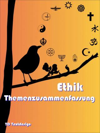 Thom Delißen: Ethik