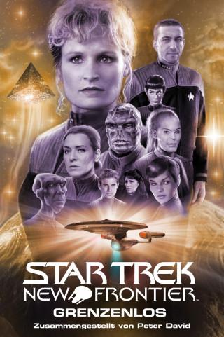 David Mack: Star Trek - New Frontier: Grenzenlos