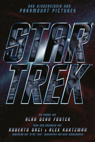 Alan Dean Foster: Star Trek - Der Roman zum Film