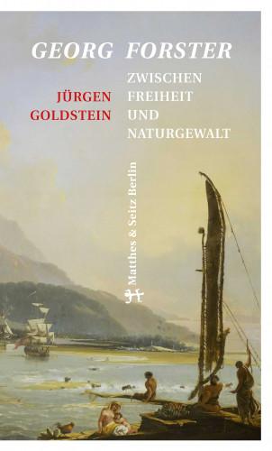 Jürgen Goldstein: Georg Forster