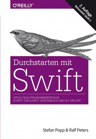 Stefan Popp, Ralf Peters: Durchstarten mit Swift