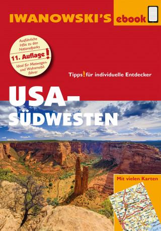 Marita Bromberg, Dirk Kruse-Etzbach: USA-Südwesten - Reiseführer von Iwanowski