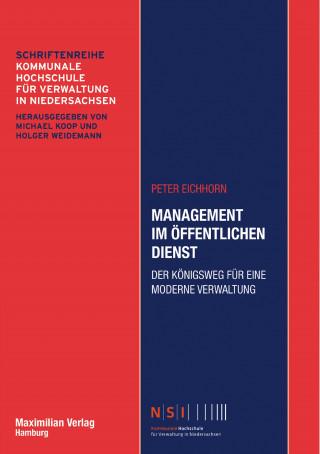 Peter Eichhorn: Management im Öffentlichen Dienst
