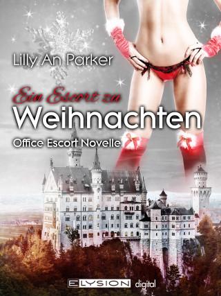 Lilly An Parker, Jennifer Schreiner: Ein Escort zu Weihnachten