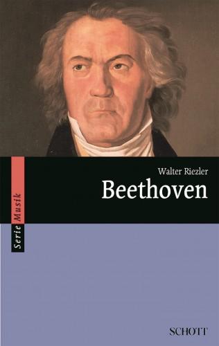 Walter Riezler: Beethoven