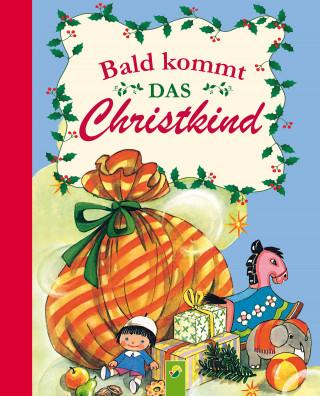 Marianne Böck-Hartmann: Bald kommt das Christkind