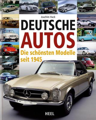 Joachim Hack: Deutsche Autos