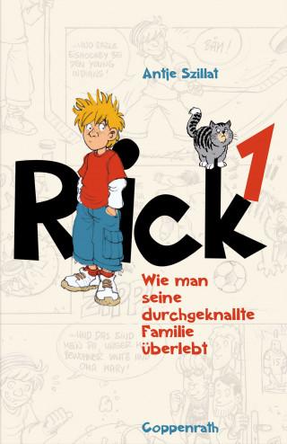Antje Szillat: Rick 1