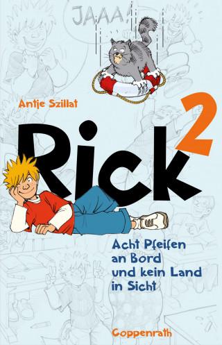 Antje Szillat: Rick 2