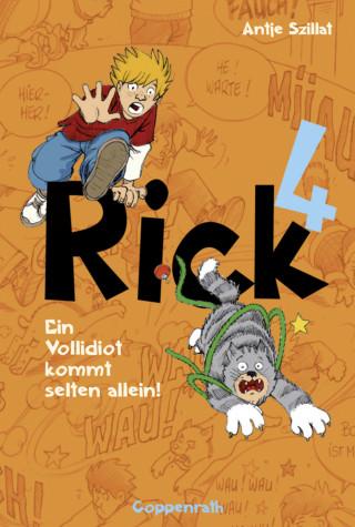 Antje Szillat: Rick 4
