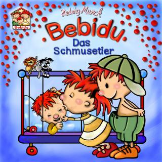 Hedwig Munck: Baby Bebidu - Das Schmusetier