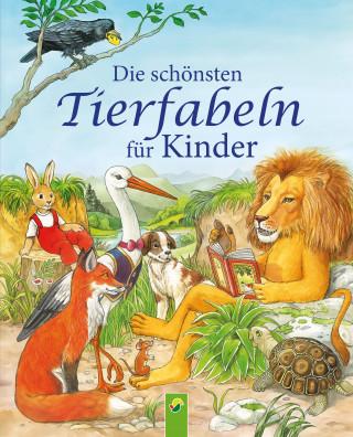 Karla S. Sommer: Die schönsten Tierfabeln für Kinder