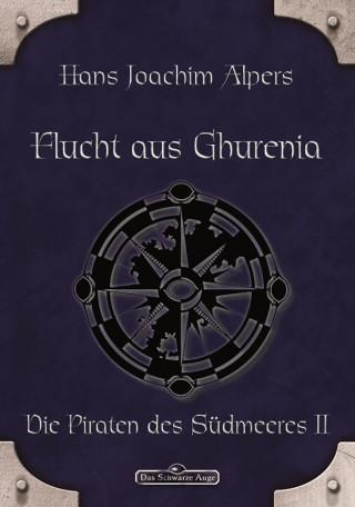 Hans Joachim Alpers: DSA 19: Flucht aus Ghurenia