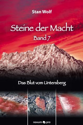 Stan Wolf: Steine der Macht - Band 7