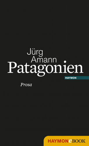 Jürg Amann: Patagonien