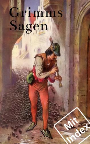 Jacob Grimm, Wilhelm Grimm: Grimms Sagen