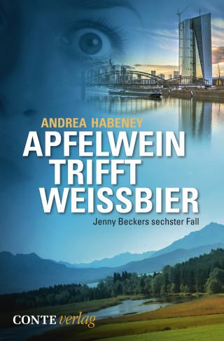 Andrea Habeney: Apfelwein trifft Weissbier