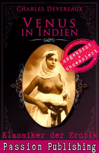 Charles Devereaux: Klassiker der Erotik 52: Venus in Indien