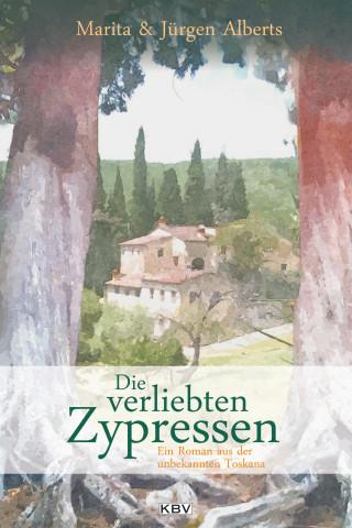 Jürgen Alberts, Marita Alberts: Die verliebten Zypressen