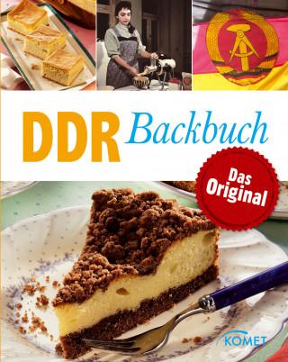 Barbara Otzen, Hans Otzen: DDR Backbuch