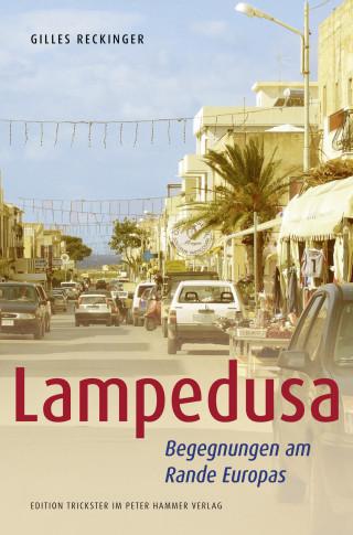 Gilles Reckinger: Lampedusa