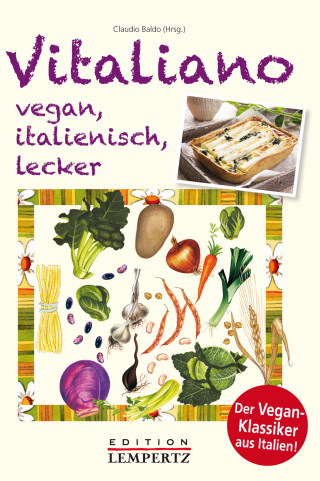 Vitaliano - vegan, italienisch, lecker