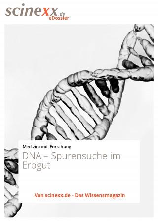 Nadja Podbregar: DNA