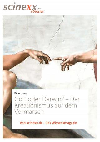 Nadja Podbregar: Gott oder Darwin?