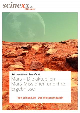 Nadja Podbregar: Mars - das Update