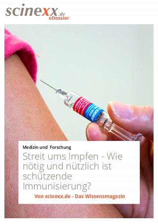 Nadja Podbregar: Streit ums Impfen