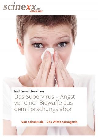 Nadja Podbregar: Das Supervirus