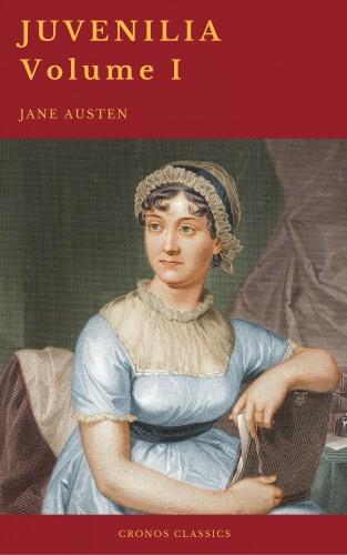 Jane Austen, Cronos Classics: Juvenilia – Volume I (Cronos Classics)