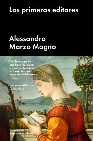 Alessandro Marzo Magno: Los primeros editores