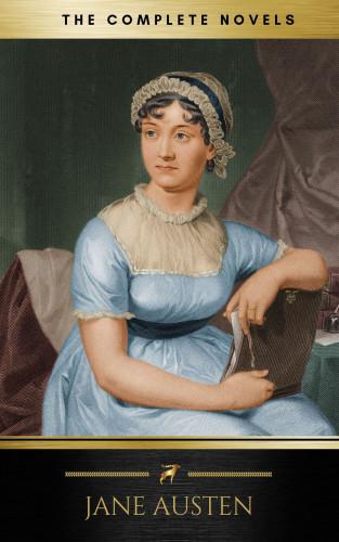 Jane Austen, Golden Deer Classics: Jane Austen: The Complete Novels (Golden Deer Classics)