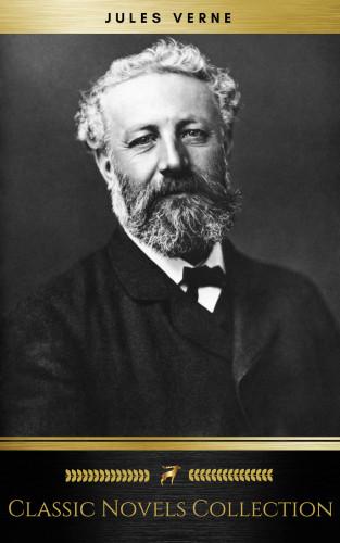 Jules Verne, Golden Deer Classics: Jules Verne Classic Novels Collection (Golden Deer Classics)
