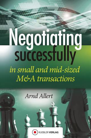 Arnd Allert: Negotiating successfully