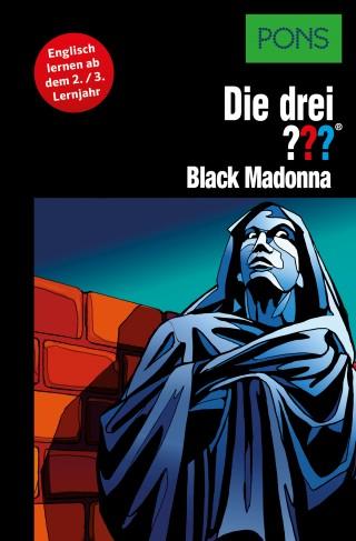Astrid Vollenbruch: PONS Die drei ??? Fragezeichen Black Madonna