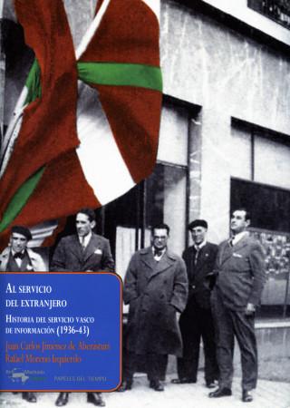Juan Carlos Jiménez de Aberásturi, Rafael Moreno Izquierdo: Al servicio del extranjero