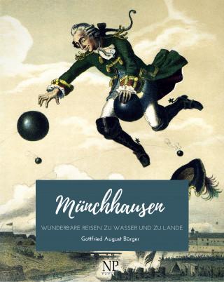 Gottfried August Bürger: Münchhausen