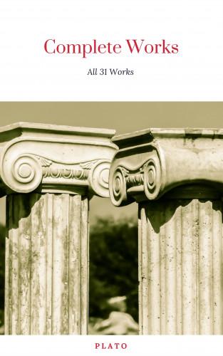 Plato, Aristotle: Plato: Complete Works (With Included Audiobooks & Aristotle's Organon)