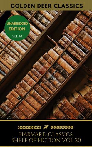 Juan Valera, Golden Deer Classics, Bjørnstjerne Bjørnson, Alexander L. Kielland: The Harvard Classics Shelf of Fiction Vol: 20