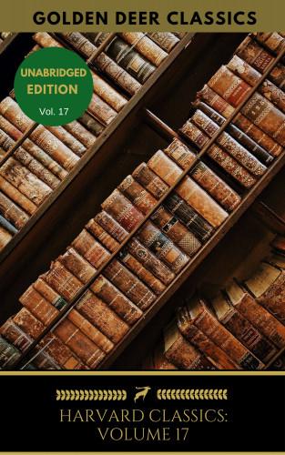 Aesop, Golden Deer Classics, Jacob and Wilhelm Grimm, Grimm Brothers, Hans Christian Andersen: Harvard Classics Volume 17