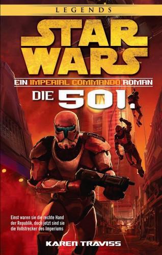 Karen Traviss: Star Wars: Imperial Commando