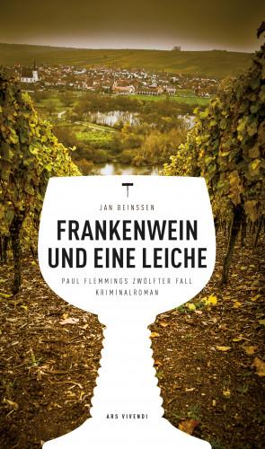 Jan Beinßen: Frankenwein und eine Leiche (eBook)
